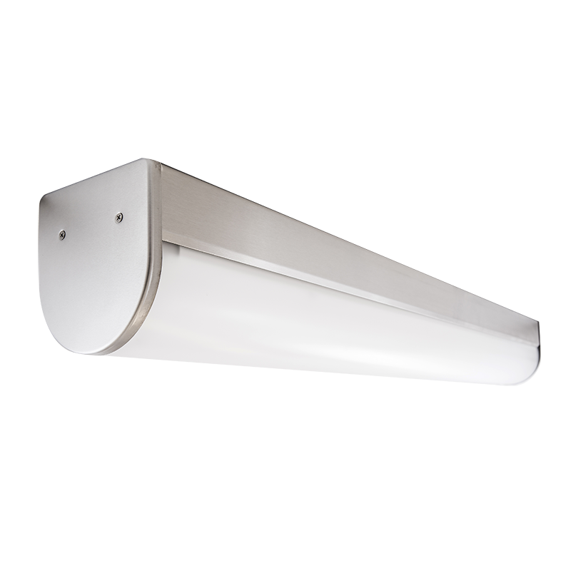 The KURTZON™ FP-VEGA-B-LED Profile Wrap is a Sealed Surface 4' LED Wrap fixture with several mounting options. It is NSF2 listed Food prep and processing areas and is suitable for Wet Locations.