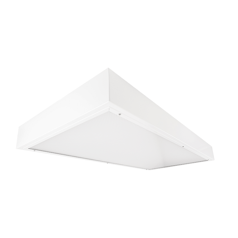 The KURTZON™ ML-ES-LED is a 1x4, 2x2 and 2x4 Surface Mount High Lumen LED Luminaire with RF Filtering for use in Medical Patient and Exam Rooms.