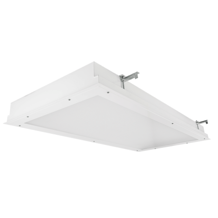 The KURTZON™ ML-MRIOR-LED is a 1x4, 2x2 and 2x4 Recessed LED Fixture designed for MRI and X-Ray rooms Row Mounting Available.
