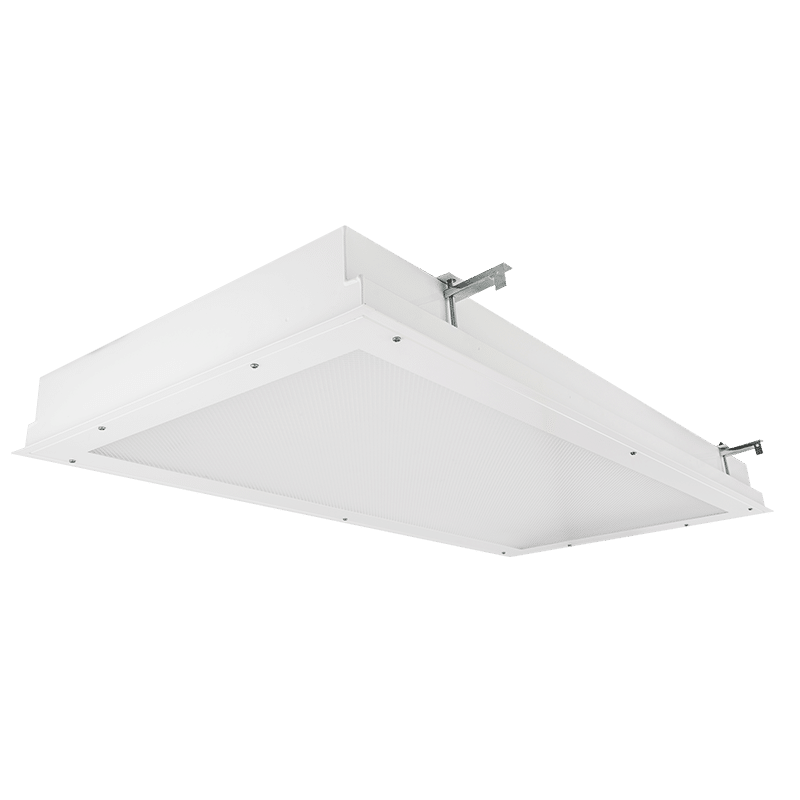 The KURTZON™ ML-OR-LED is a 1×4, 2×2 or 2×4 Recessed High Lumen LED Fixture with RF Filtering designed for operating and surgical rooms.